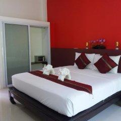 Отель Siva Buri Resort 2* Номер Делюкс с различными типами кроватей фото 20