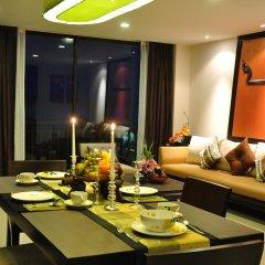 Royal Thai Pavilion Hotel 4* Номер Делюкс с различными типами кроватей фото 2