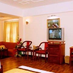 Olympic Hotel 3* Номер Делюкс с разными типами кроватей фото 6