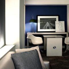 Отель W Los Angeles - West Beverly Hills 4* Стандартный номер с различными типами кроватей