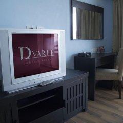 Отель D Varee Jomtien Beach 4* Улучшенный номер с различными типами кроватей фото 6