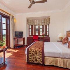Отель Sunny Beach Resort and Spa 4* Улучшенный номер с различными типами кроватей фото 3
