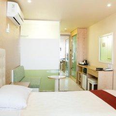 Hotel Cozy Myeongdong 3* Стандартный номер с различными типами кроватей фото 11