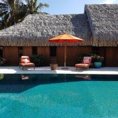 Отель Villa Lagon by Tahiti Homes Французская Полинезия, Папеэте - отзывы, цены и фото номеров - забронировать отель Villa Lagon by Tahiti Homes онлайн бассейн фото 3