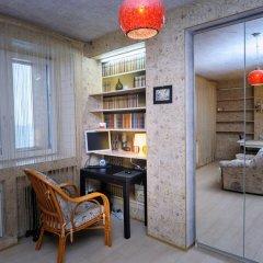 """Отель Apartament """"Berloga 55"""" on Zvezdova Омск комната для гостей фото 2"""