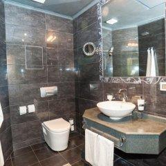 Отель Capital City Center Apart Residence Болгария, Пловдив - отзывы, цены и фото номеров - забронировать отель Capital City Center Apart Residence онлайн ванная