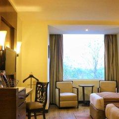 Отель City Park Airport 3* Представительский номер с различными типами кроватей фото 19