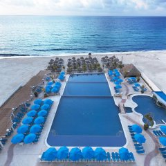 Отель Seadust Cancun Family Resort бассейн фото 3