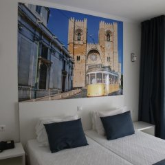 Отель Patria Hotel Португалия, Лиссабон - 1 отзыв об отеле, цены и фото номеров - забронировать отель Patria Hotel онлайн удобства в номере