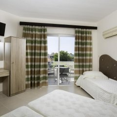 Апартаменты Lyristis Studios & Apartments комната для гостей фото 2