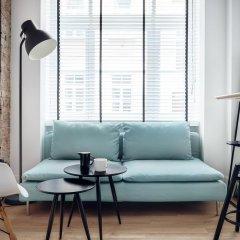 Апартаменты P&O Apartments Center Варшава комната для гостей фото 4