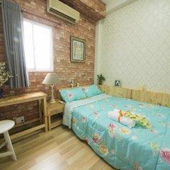 Wanderlust Saigon Hostel Номер категории Эконом с различными типами кроватей