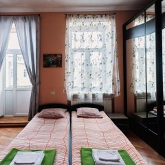 Апартаменты В Центре Студия разные типы кроватей фото 36