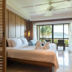 Отель Katathani Phuket Beach Resort 5* Люкс Премиум с различными типами кроватей фото 4