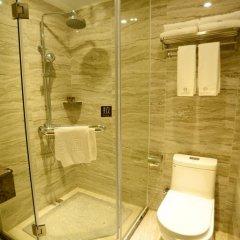 Отель Insail Hotels Railway Station Guangzhou 3* Номер Делюкс с различными типами кроватей фото 16