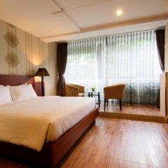 Hong Vy 1 Hotel 3* Номер Делюкс с различными типами кроватей фото 5