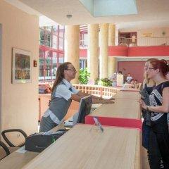 Отель Longozа Hotel - Все включено Болгария, Солнечный берег - отзывы, цены и фото номеров - забронировать отель Longozа Hotel - Все включено онлайн интерьер отеля фото 2