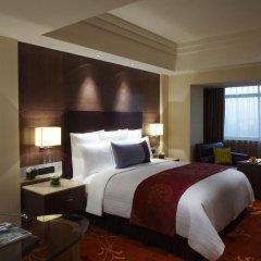Suzhou Marriott Hotel 5* Стандартный номер с различными типами кроватей фото 2
