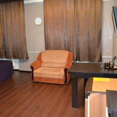 Гостиница Катюша Люкс с двуспальной кроватью фото 14