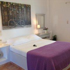Отель Alonia Studios Улучшенная студия с различными типами кроватей фото 6