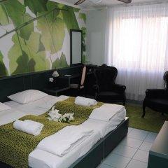 Green Hotel Budapest 4* Стандартный номер фото 5