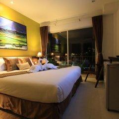 Отель The Guide Hometel 2* Номер Делюкс разные типы кроватей фото 5