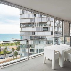 Апартаменты Rent Top Apartments Beach-Diagonal Mar Улучшенные апартаменты фото 9