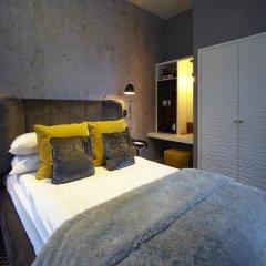 Отель Malmaison London 4* Стандартный номер с двуспальной кроватью фото 3