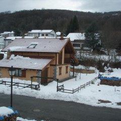 Отель Casa Rural Irugoienea балкон