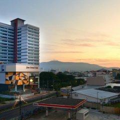 Siam Oriental Hotel парковка