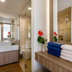 Отель Patong Bay Hill Resort 4* Люкс с двуспальной кроватью фото 3