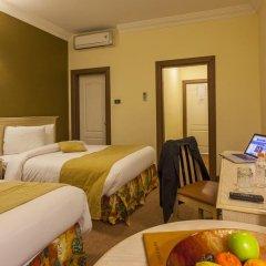 Amman West Hotel 4* Стандартный номер с двуспальной кроватью фото 5