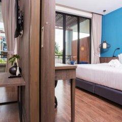 Отель Mai Khao Lak Beach Resort & Spa 4* Люкс повышенной комфортности с различными типами кроватей фото 7