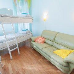 Like Hostel Кровать в общем номере с двухъярусными кроватями