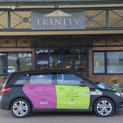 Отель Trinity & Conference Center Сногхой городской автобус