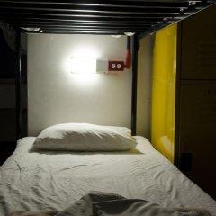 Hostel Mundo Joven Catedral Кровать в общем номере фото 11