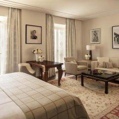 Four Seasons Hotel Milano 5* Представительский люкс с различными типами кроватей фото 7