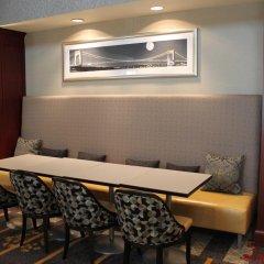 Отель Hampton Inn & Suites Staten Island США, Нью-Йорк - отзывы, цены и фото номеров - забронировать отель Hampton Inn & Suites Staten Island онлайн в номере