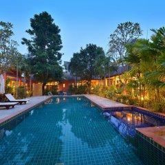 Отель Happy Cottages Phuket бассейн фото 2