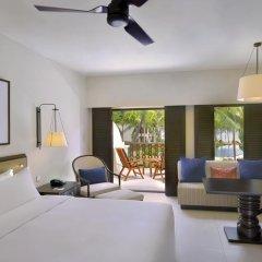 Отель Hilton Mauritius Resort & Spa 5* Номер Делюкс с различными типами кроватей фото 4