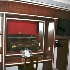 Hotel Bonampak 3* Стандартный номер с двуспальной кроватью фото 2