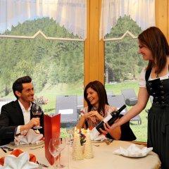 Отель Laerchenhof Стельвио питание фото 3