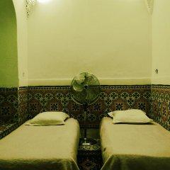 Отель Dar M'chicha 2* Стандартный номер с различными типами кроватей фото 7