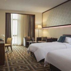 Отель Rosh Rayhaan by Rotana 5* Номер категории Премиум с 2 отдельными кроватями фото 2