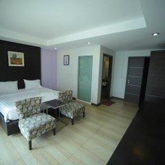 Отель Villa Navin Beach Residence 3* Номер Делюкс с различными типами кроватей фото 17