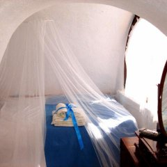 Отель Antithesis Caldera Cliff Santorini ванная