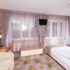 Гостиница Для Вас 4* Семейный люкс с двуспальной кроватью фото 13