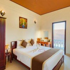 Отель Luna Villa Homestay 3* Стандартный номер с двуспальной кроватью фото 9
