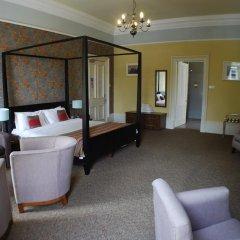 The Salisbury Hotel 4* Люкс с различными типами кроватей фото 4