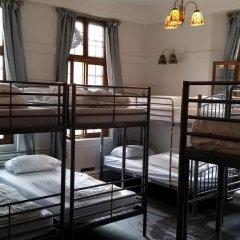 The Walrus Bar and Hostel Кровать в общем номере с двухъярусной кроватью фото 15